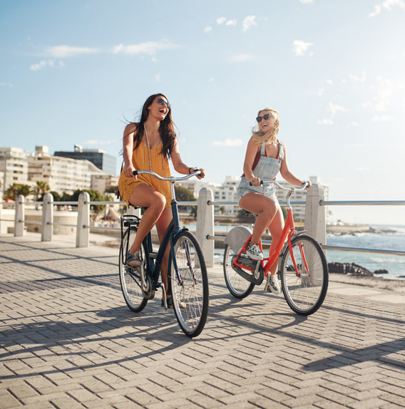 Τα οφέλη του ποδηλάτου